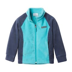 Columbia Girl's Youth Infant Benton Springs Fleece Jacket