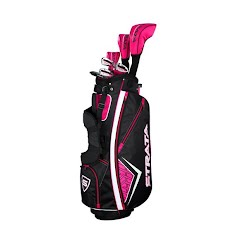 Callaway Women's Strata 11 Piece Golf Set Image