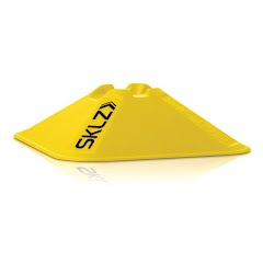 Sklz Pro Training Agility Cones (4 Pack, 2 Inch) Image