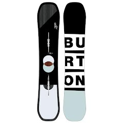 Burton Men's Custom Flying V Snowboard Image