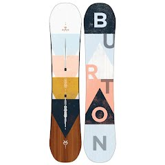 Burton Women's Yeasayer Flying V Snowboard Image