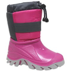 World Famous Girls Toddler Candy Shell Winter Boots Image