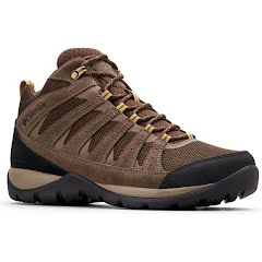 Columbia Men's Redmond V2 Mid Waterproof Hiking Boots (Wide) Image