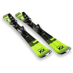 Volkl Deacon Jr. vMotion Ski and Binding System Image