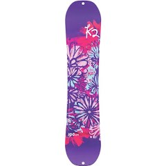 K2 Youth Lil' Kat Snowboard Image