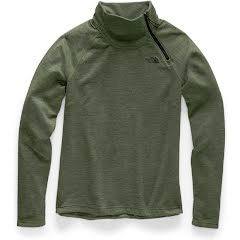 The North Face Women's Canyonlands 1/4 Zip Fleece Image