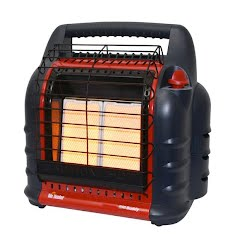 Mr. Heater Big Buddy Portable Propane Heater Image