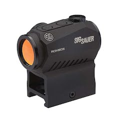 Sig Sauer ROMEO5 1x20mm Compact Red Dot Sight (High Mount Only) Image