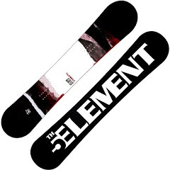 5th Element Grid Snowboard Image