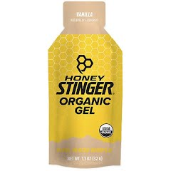 Honey Stinger Vanilla Organic Energy Gel Image