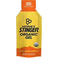 Honey Stinger Mango Orange Organic Energy Gel Image