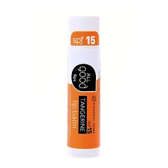 All Good Tangerine SPF15 Lip Balm Image