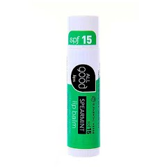 All Good Spearmint SPF15 Lip Balm Image