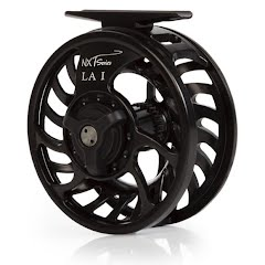 Temple Fork TFR NXT LA I Fly Reel, Spooled Image
