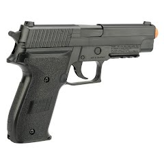 Evike SoftAir SIG Saur Licensed P226 Spring Powered Airsoft Pistol Image