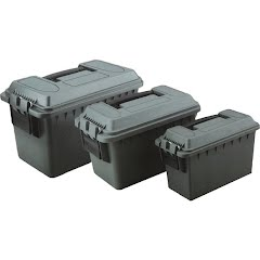 Focus-on Tools Tactical Plastic Ammo Boxes (3 Pack) Image