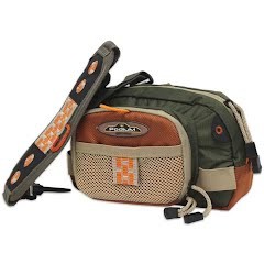 Dynamic Sports Group Podium Low-Profile Horizontal Fly Fishing Chest Pack Image