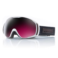 Native Eyewear Upslope Snow Goggles Image