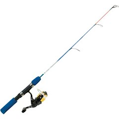 Eagle Claw 24'' Patriot Ice Fishing Combo Image
