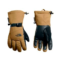 The North Face Men's Montana Etip Gore-Tex Gloves Image