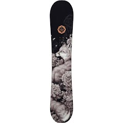 Rossignol Women's All Mountain Snowboard Justice Image