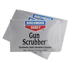 Birchwood Casey Gunscrubber Wipes (12 Pack) Image