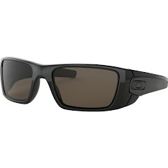 Oakley Fuel Cell Sunglasses (Polished Black/Warm Grey) Image