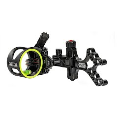 Custom Bow Equipment Tactic Micro Bow Hunting Sight with 5 Pin Housing Image