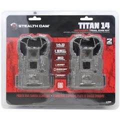 Stealth Cam Titan 14 Infrared Trail Cam Kit Image
