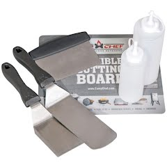 Camp Chef 6 Piece Professional Griddle Tool Set