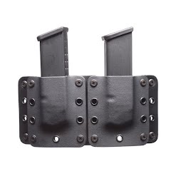 Blackpoint Double M.A.P. Modular Accessory Pouch Glock 9/40 (Right Handed) Image