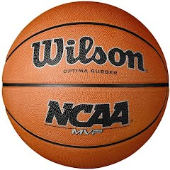 Wilson Youth NCAA MVP Basketball with Pump Image