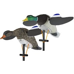 Lucky Duck Lucky Pair II Mallard Duck Decoys Image