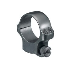 Ruger 4B 30mm Medium Scope Ring with Blued Finish Image