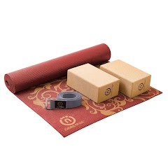 Natural Fitness Beginner Yoga Kit Image
