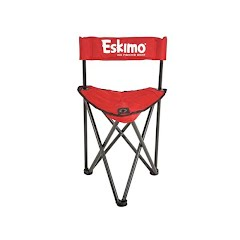 Eskimo Folding Ice Fishing Chair Image