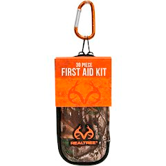 Lifeline Realtree Small Hard-Shell Foam First Aid Kit Image