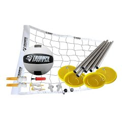 Triumph Sports Beach Volleyball Set Image