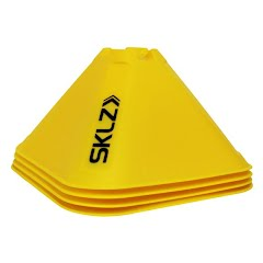 Sklz Pro Training Agility Cones (6 Inch, 4 Pack) Image
