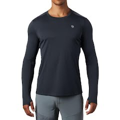 Mountain Hardwear Men's Wicked Tech™ Long Sleeve T-Shirt Image