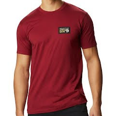 Mountain Hardwear Men's Classic MHW Logo Short Sleeve T-Shirt Image