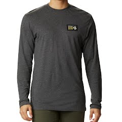 Mountain Hardwear Men's Classic MHW Logo Long Sleeve T-Shirt Image