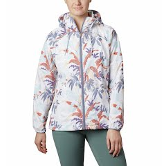 Columbia Women's Side Hill Printed Windbreaker Image