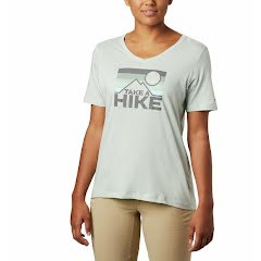 Columbia Women's Mount Rose Relaxed T-Shirt (Extended Sizes) Image