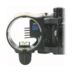 Iq Sights 'Define' Range Finding 5 Pin Bow Sight Image