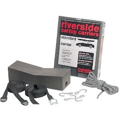 Seattle Sports Riverside Standard Kayak Carrier Kit Image