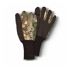 Hunter Specialties Men`s Unlined Jersey Gloves Image