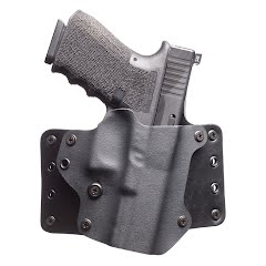 Blackpoint Leather Wing Holster (Right Handed, Glock 19/23/32) Image