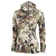 Sitka Gear Women's Merino Lighweight Hoody Image
