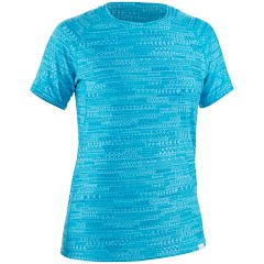 Nrs Women's H2Core Silkweight Short-Sleeve Shirt Image